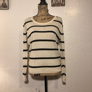 Cooperative sweater blouse, size medium